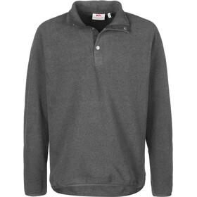 Fjällräven Övik Sweat-shirt de survêtement Homme, dark grey